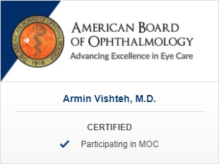 American Board of Ophthalmology Certified MOC (11)
